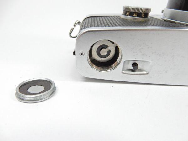 OLYMPUS オリンパス PEN-FT E.Zuiko Auto-T 1:3.5 f=100mm G.ZUIKO Auto-S 1:1.4 f=40mm レンズ2個付 一眼レフカメラ_画像5