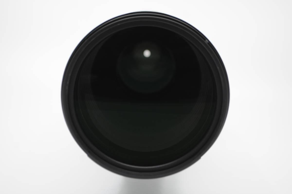 1円~★極上美品★ SIGMA シグマ APO 150-500mm F5-6.3 DG OS HSM 元箱 付属品一式 Nikon ニコン用_画像9