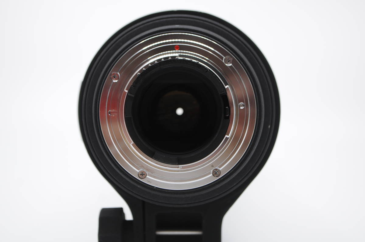 1円~★極上美品★ SIGMA シグマ APO 150-500mm F5-6.3 DG OS HSM 元箱 付属品一式 Nikon ニコン用_画像10