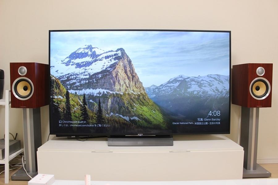 SONY 4K液晶テレビ ブラビア KJ-65X8500D ソニー 2017年購入 65インチ_画像2