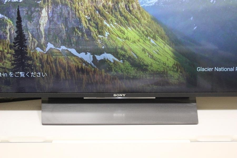 SONY 4K液晶テレビ ブラビア KJ-65X8500D ソニー 2017年購入 65インチ_画像4