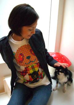 新品 ほぼ日 × 秋山具義 限定 Tシャツ シリアルナンバーカード付き 糸井重里_画像3
