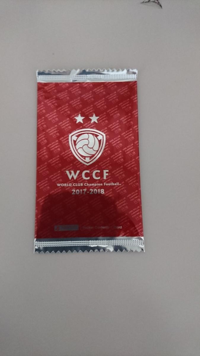 WCCF 17-18 HOLE デル・ピエロ 微開封