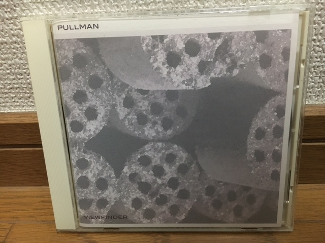 PULLMAN / VIEWMAN アンビエント ポストロック 音響 名盤 稀少盤 輸入盤 Pat Metheny TORTOISE Jim O'Rourke RY COODER Sea And Cake _画像1