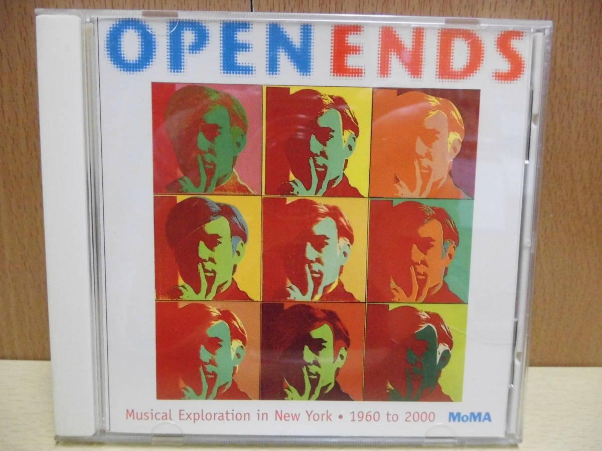 *V.A./ YOKO ONO,THE FUGS, JOHN ZORN, THE LOUNGE LIZARDS,他 / OPEN ENDS(輸入盤)MM111_画像1