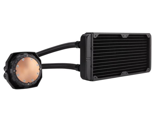 【新品未開封】Corsair H100i v2 エクストリームパフォーマンスCPU水冷クーラー CW-9060025-WW 240mm コルセア Intel&AMD対応 簡易_画像4