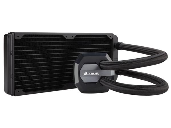 【新品未開封】Corsair H100i v2 エクストリームパフォーマンスCPU水冷クーラー CW-9060025-WW 240mm コルセア Intel&AMD対応 簡易_画像2
