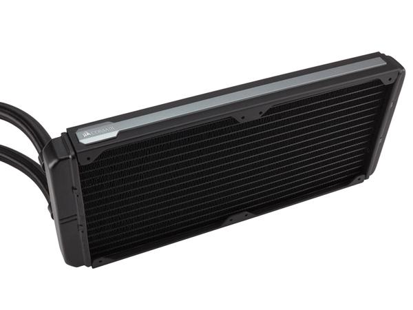 【新品未開封】Corsair H100i v2 エクストリームパフォーマンスCPU水冷クーラー CW-9060025-WW 240mm コルセア Intel&AMD対応 簡易_画像3