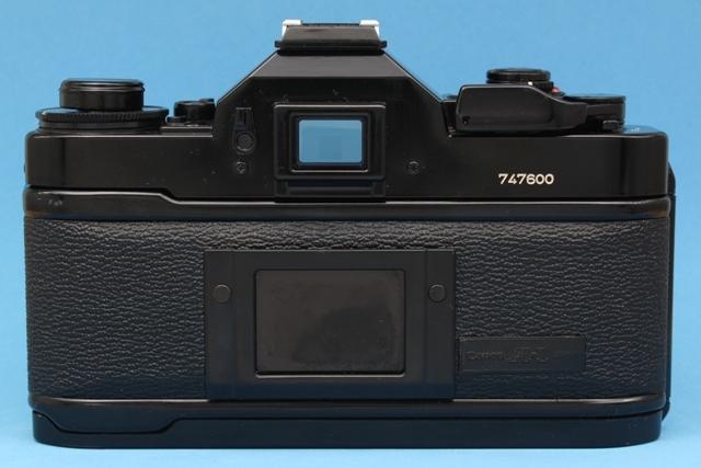 良品 Canon A-1 と New FD 50mm 1:1.4 シャッター鳴きなし 露出計作動 ファインダー良好 キャノン ジャンクで_画像8