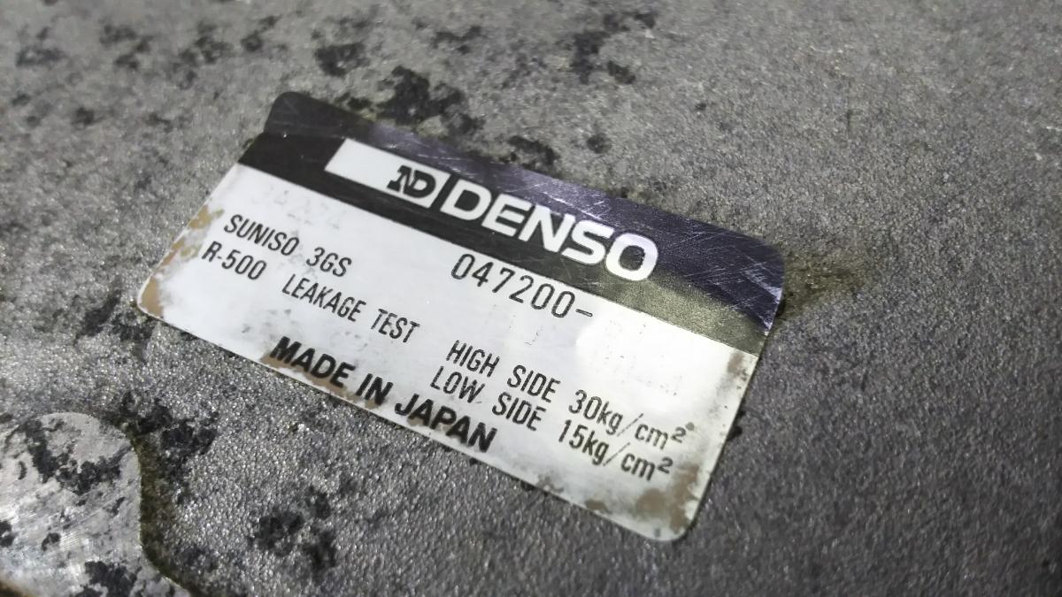 冷凍車 スタンバイ用 コンプレッサー 冷凍機 トラック 船 コールドチェーン ダイナ キャンター フソウ 日野 UD いすゞ _画像5
