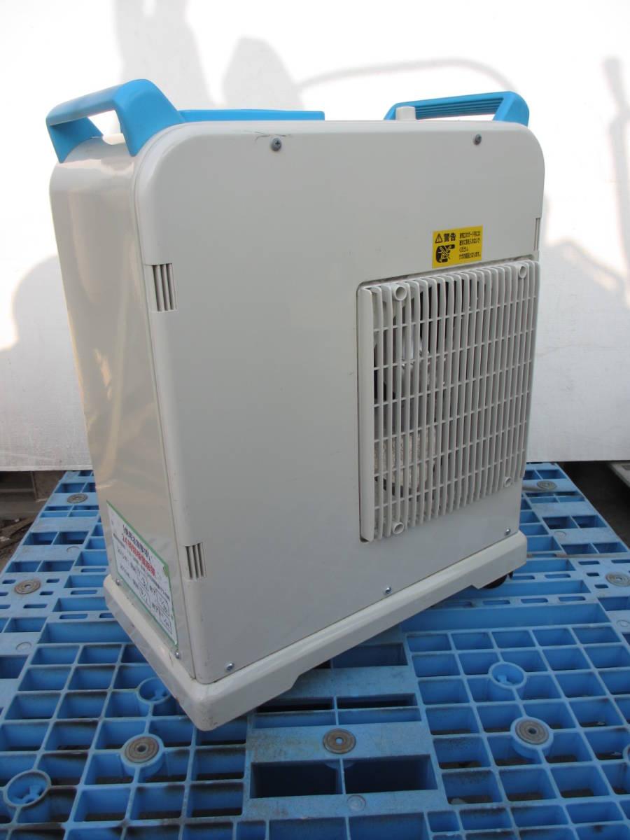J 【エアコン】 ナカトミ SAC-1800 ミニスポットクーラー 冷風機 業務用 中古