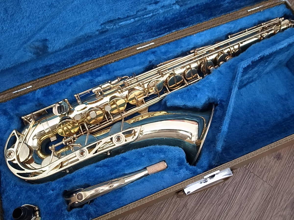 調整メンテナンス済みYTS-31テナーサックスYAMAHAヤマハTenor Sax日本製Made in Japan