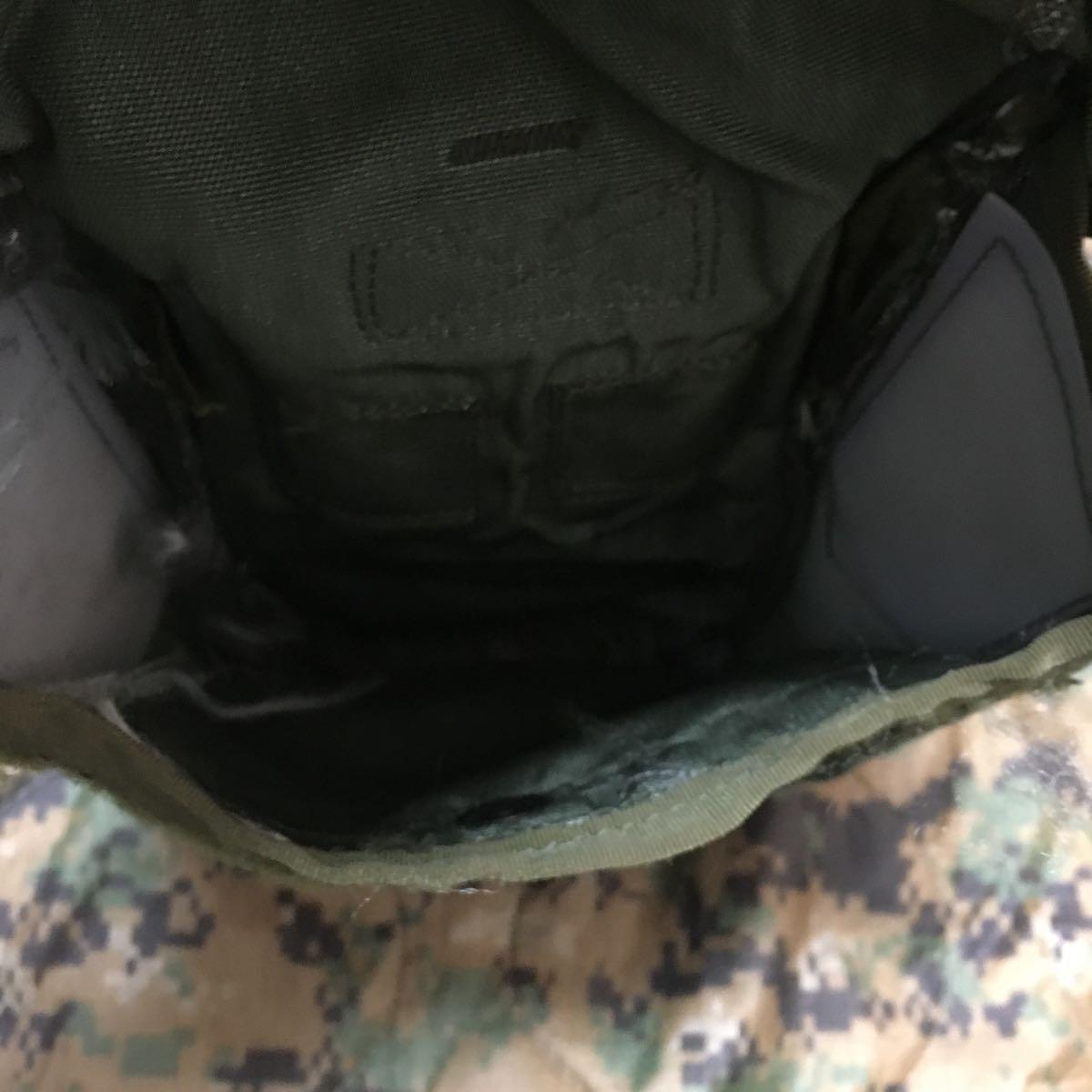 米軍 実物 カスタム 放出品 ポーチ 特殊 部隊 マガジン ポーチ OD_画像6
