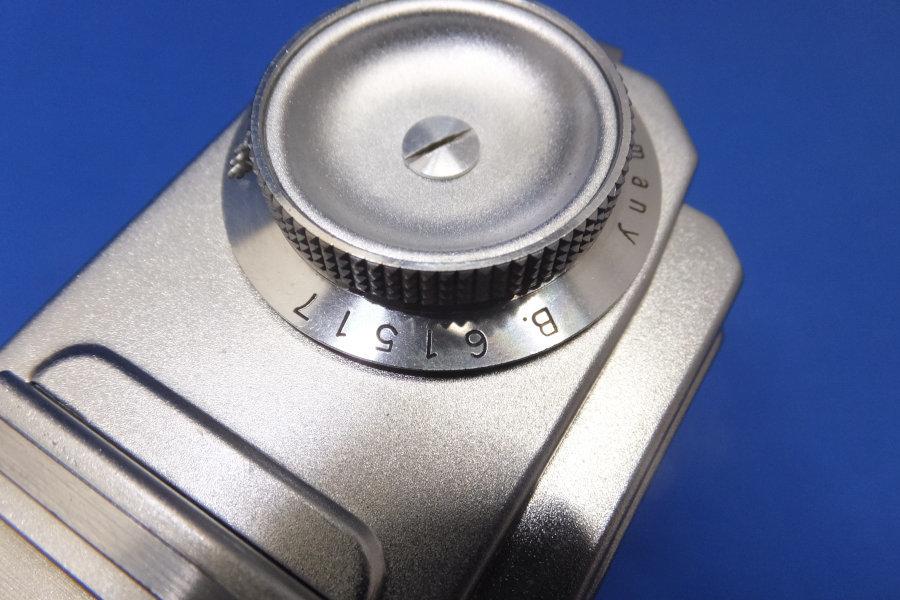 FY6★Contax フィルムカメラ B.61517 レンズ carlzeiss Nr.1892387 sonnar 1:1.5 f=5cm コンタックス オールドレンズ★現状・ジャンク _画像2