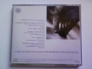 CD ウィンストン・トン アンテナ ポール・ヘイグ PAUL HAIG アンナ・ドミノ ニュー・オーダー NEW ORDER ウィム・メルテン WIM MERTENS_画像3