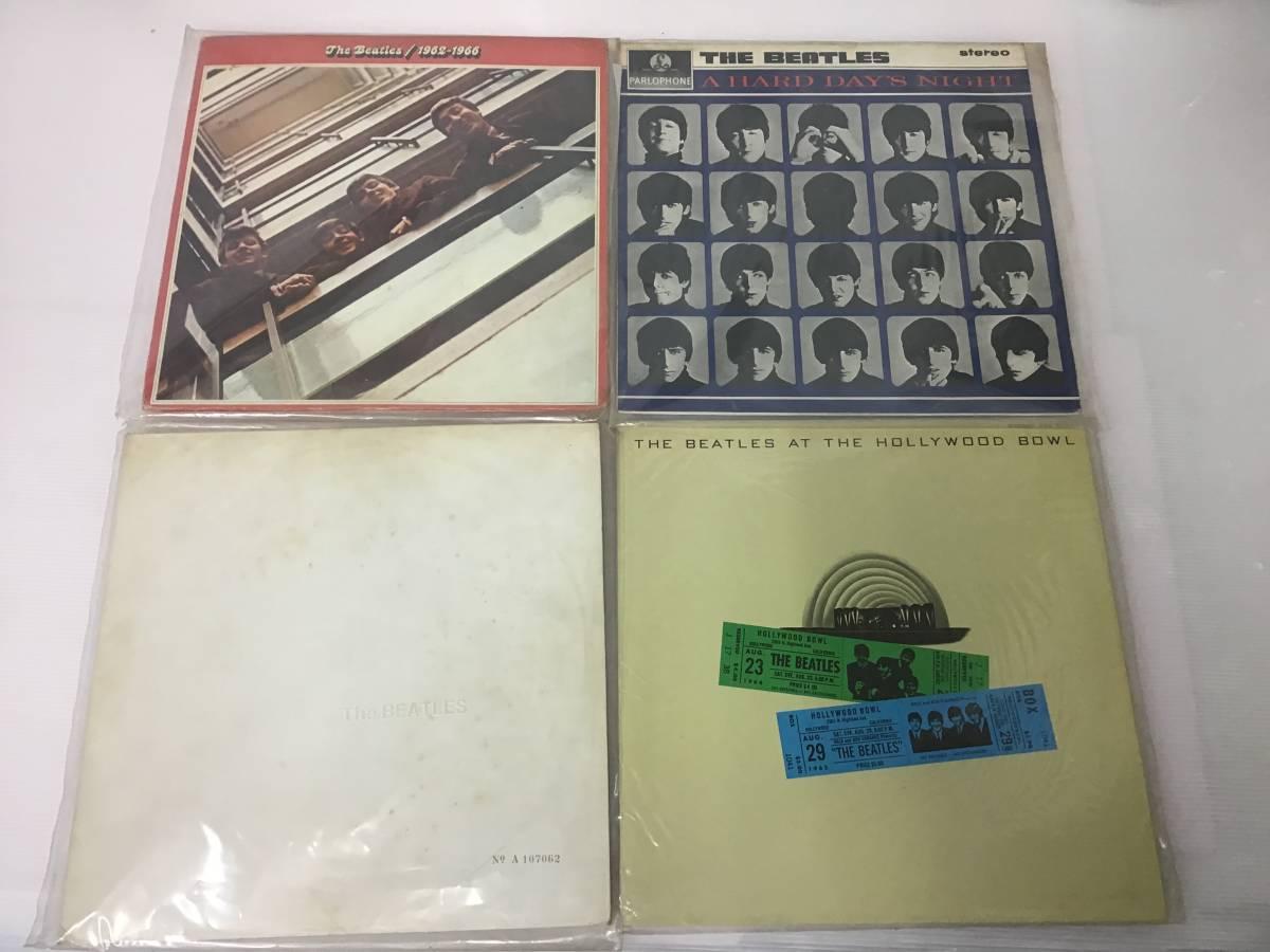 洋楽 LP / レコード 52枚セット / ビートルズ ロック ジャズ 他 ジャンル 色々 まとめて ジャンク_画像2