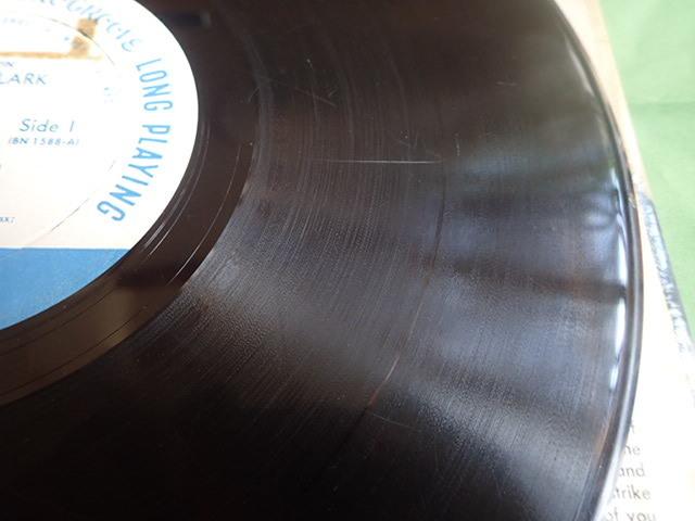 "US Blue Note mono dg rvg ear no""R"" COOL STRUTTIN / SONNY CLARK _画像5"