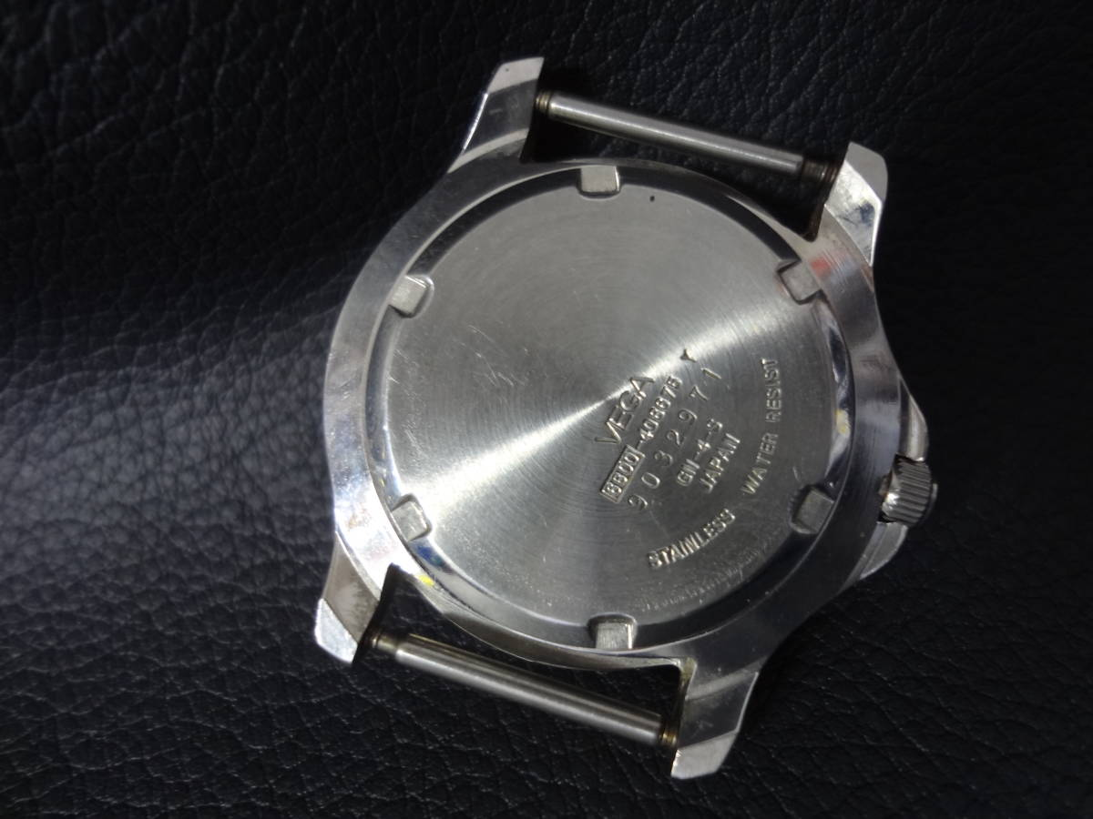 ◇◆ JUN MEN ジュンメン◆CITIZEN VEGA シチズン ダイバー メンズ デイデイト 腕時計 6B00-408675 Y ジャンク_画像6