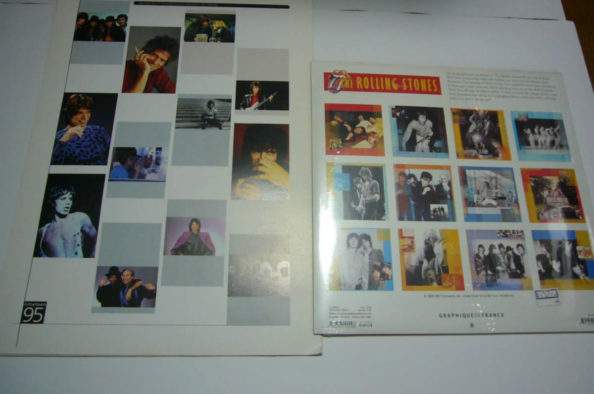 ローリング・ストーンズ The Rolling Stones グッズセット・CD/DVD関連・ステッカー・バッジなど多数◆袋に詰めて!◆未使用品含む◆特価_画像9