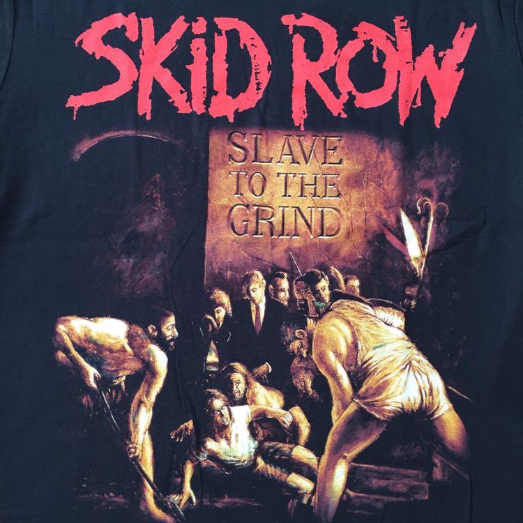 バンドTシャツ スキッドロウ(SKID ROW)新品 L_画像2