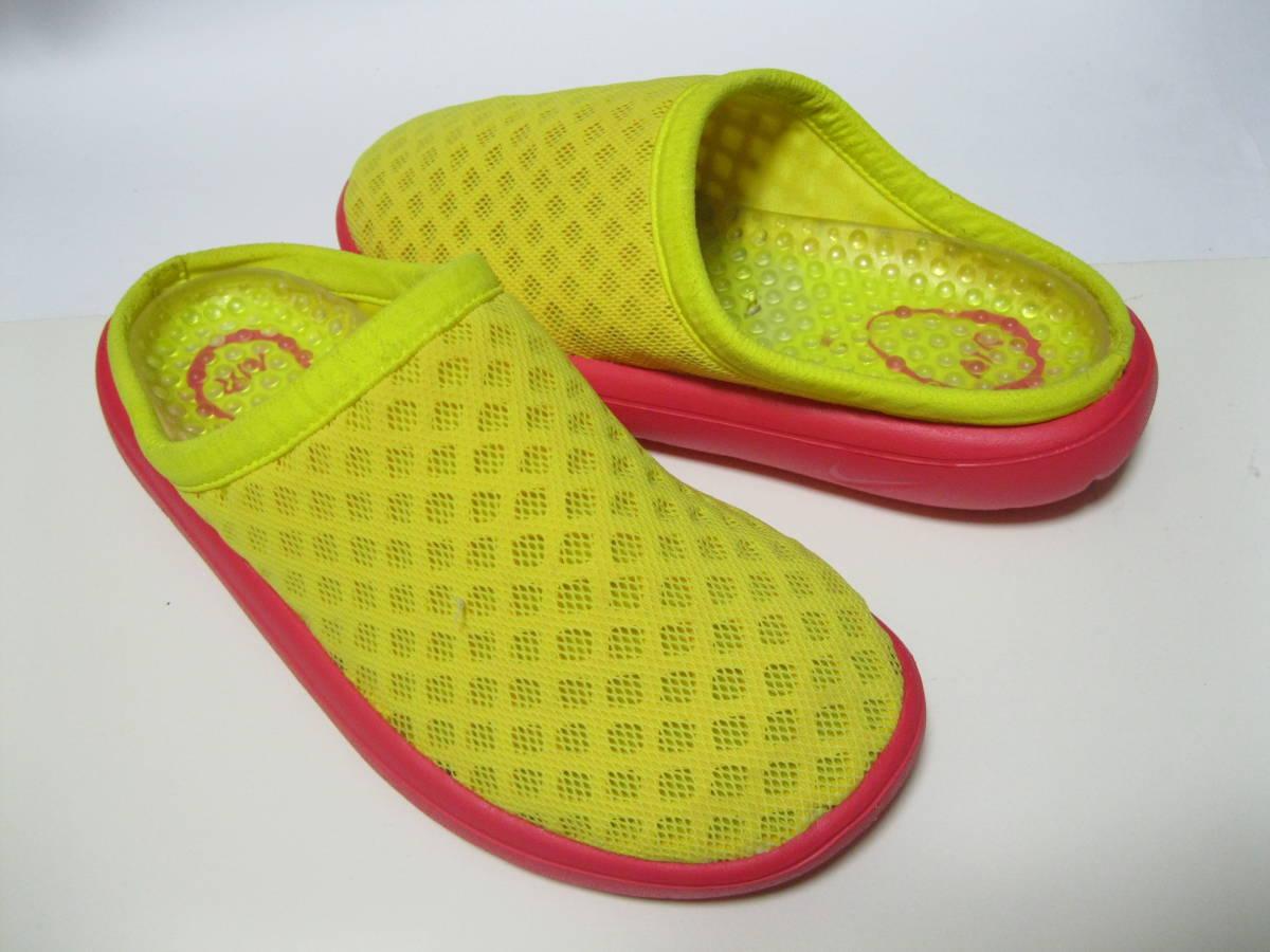 8579f7bd5f94 beautiful goods!!2010 year NIKE AIR REJUVEN8 MULE 2 air Rige .bineito mules  25cm black g sandals