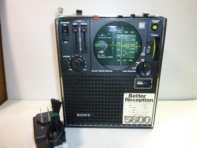 sony ICF-5600