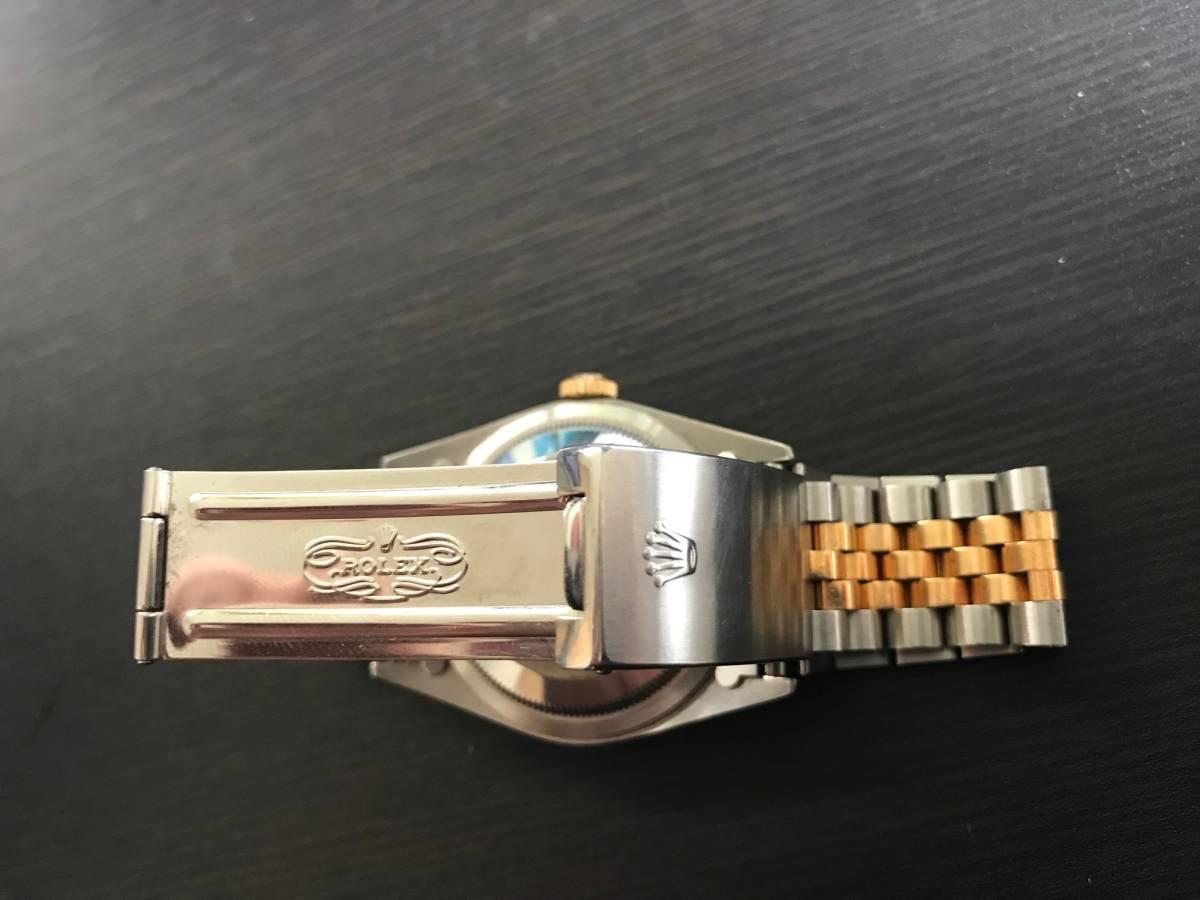 ★★★ ロレックス デイトジャスト 腕時計 メンズ16233 自動巻き ★★★_画像5