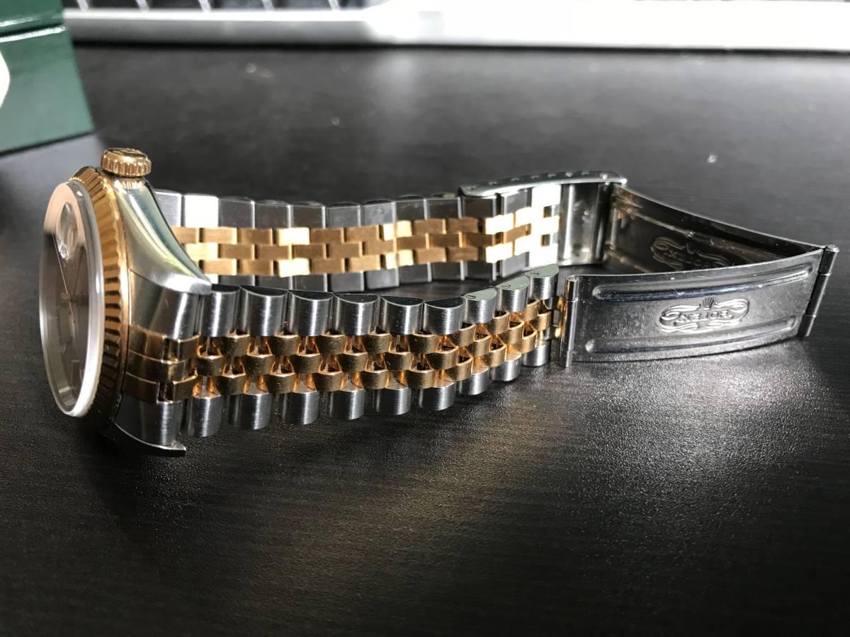 ★★★ ロレックス デイトジャスト 腕時計 メンズ16233 自動巻き ★★★_画像3