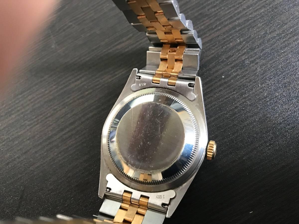 ★★★ ロレックス デイトジャスト 腕時計 メンズ16233 自動巻き ★★★_画像4