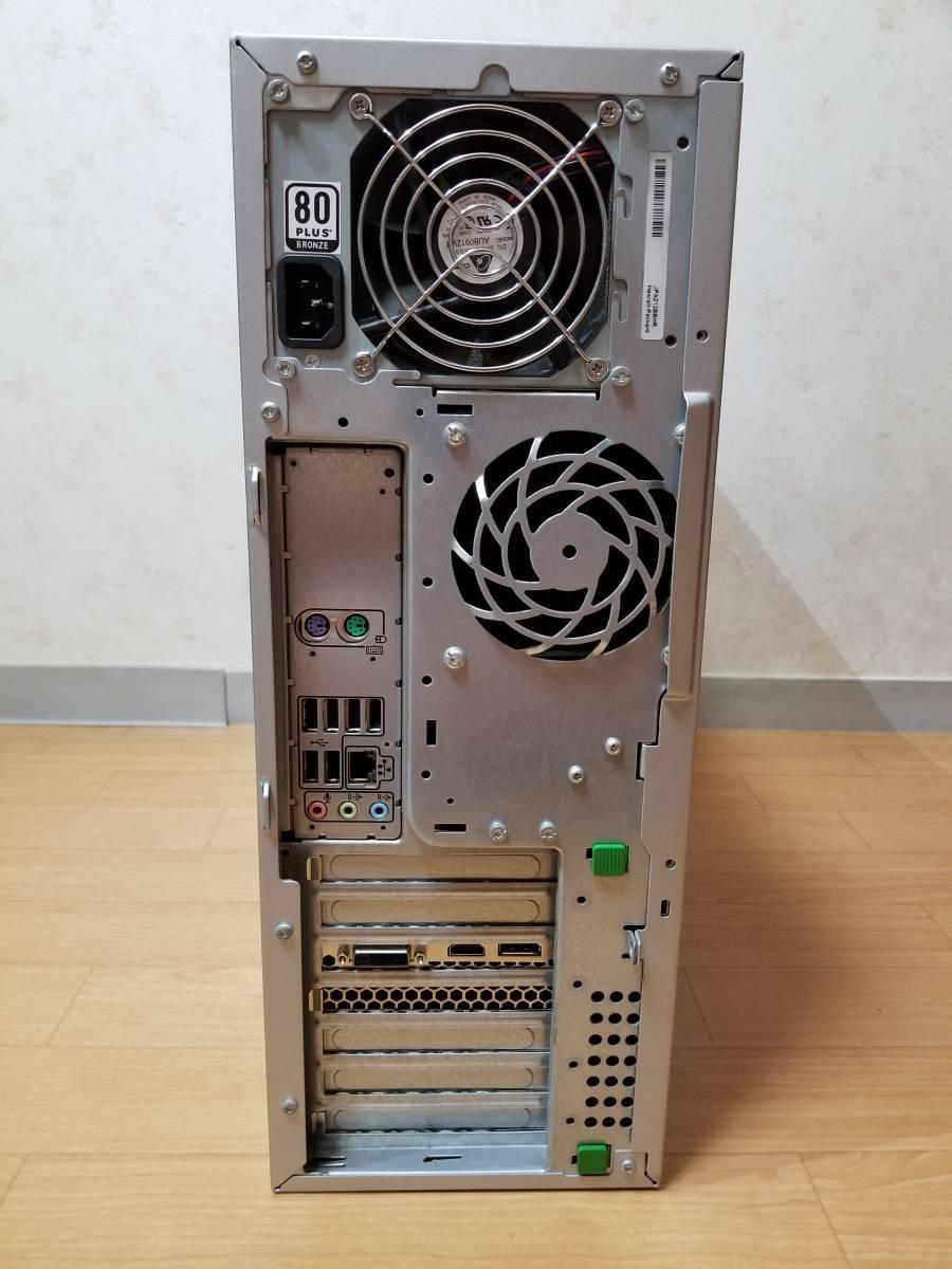 VR対応 高性能 ゲーミングPC / Core i7 同等 / GTX1050Ti / 8GB メモリ / 750GB / Win10 Pro FF14 DQ10 WoT WoWs マイクラ GTA PUBG_画像7