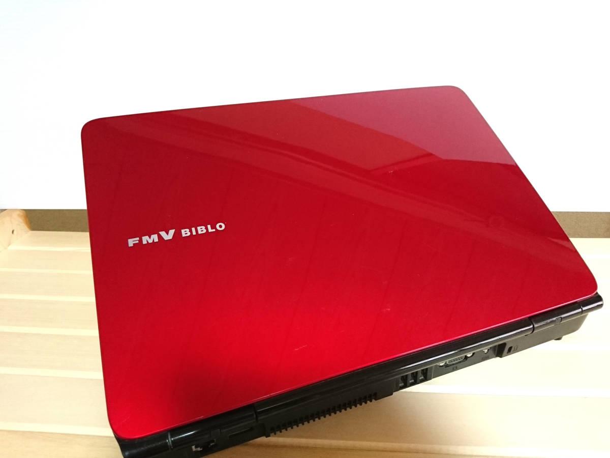富士通 FMV-BIBLO NF/G70 Core i5 2.27GHz HDD500GB メモリ4GB HDMI/DVD/Wi-Fi/USB3.0_画像3