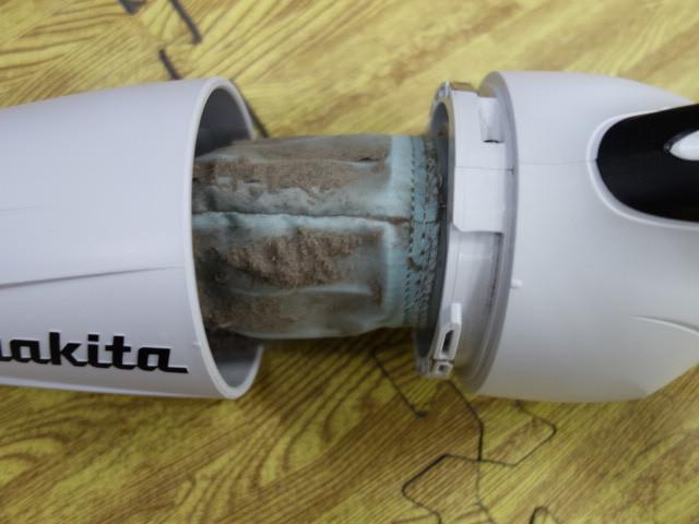 マキタ 充電式クリーナ 18V (バッテリー・充電器付) CL181FDRFW_画像9
