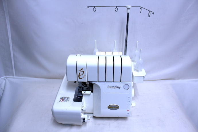 JUKI Juki Sewing Machine Baby Lock Imagine BLE40AT40EXS Secondhand Unique Imagine Sewing Machine