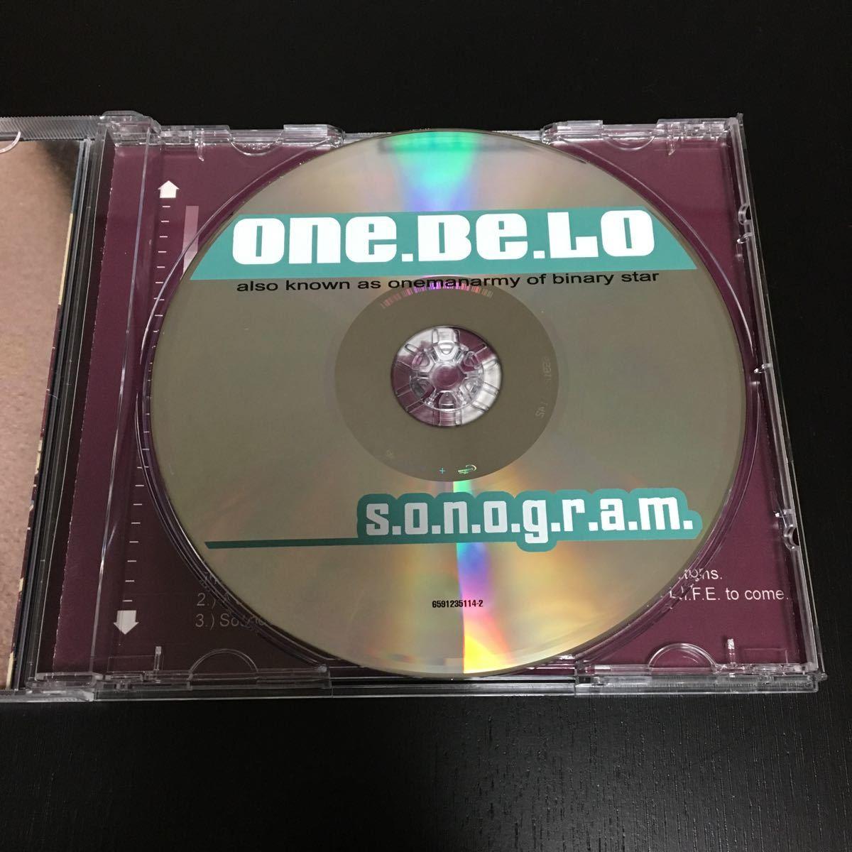One Be Lo / S.o.n.o.g.r.a.m. Binary Star_画像4