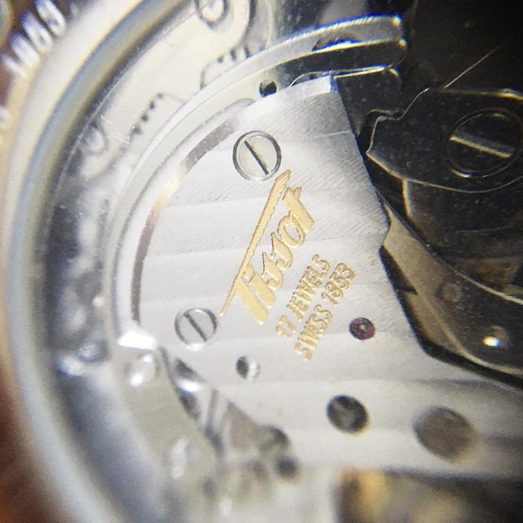 超レア!超極上!世界限定3333本!1935年 クロノジャネイロ 復刻版 COSC 公認 クロノメーター バルジュー Valjoux 7765 シースルーバック_画像3