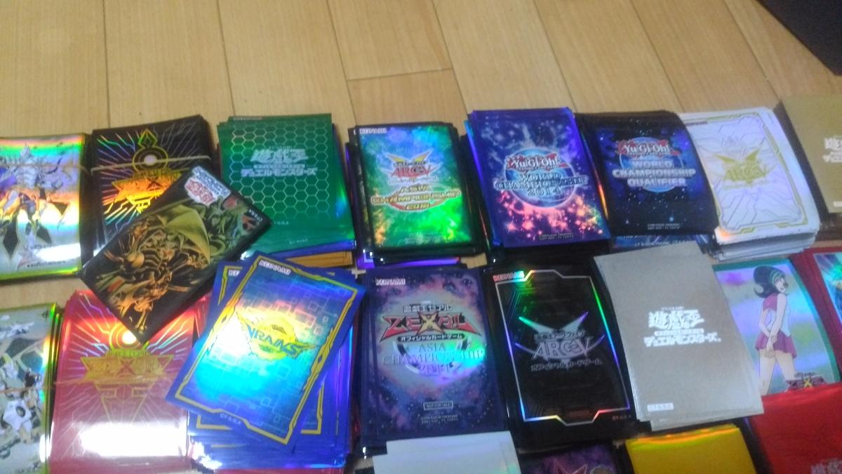 遊戯王 大量まとめ売り6万枚以上 初期、二期、高レート大量 デッキ20個以上 スリーブ絶版大量_画像9