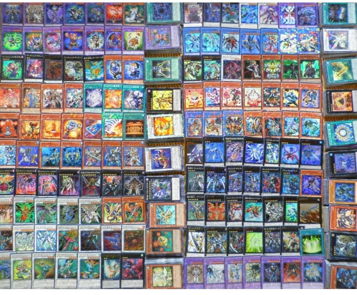 遊戯王 コレクター、プレイヤー引退 合計6万枚以上 _画像5