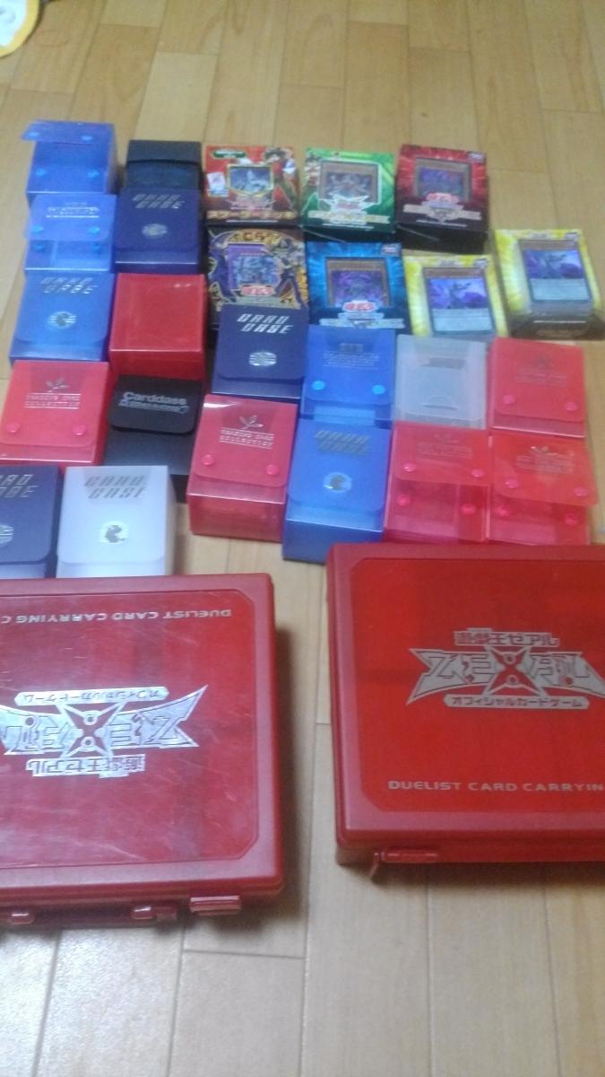 遊戯王 大量まとめ売り6万枚以上 初期、二期、高レート大量 デッキ20個以上 スリーブ絶版大量_画像3