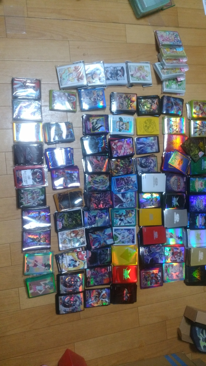 遊戯王 大量まとめ売り6万枚以上 初期、二期、高レート大量 デッキ20個以上 スリーブ絶版大量_画像7