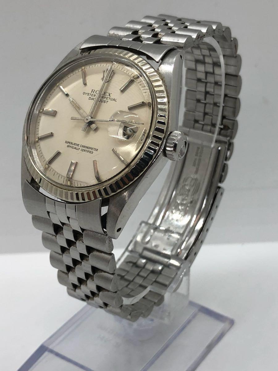 ROLEX ロレックス デイトジャスト 1601 SS メンズ 腕時計 ファッション 【K】