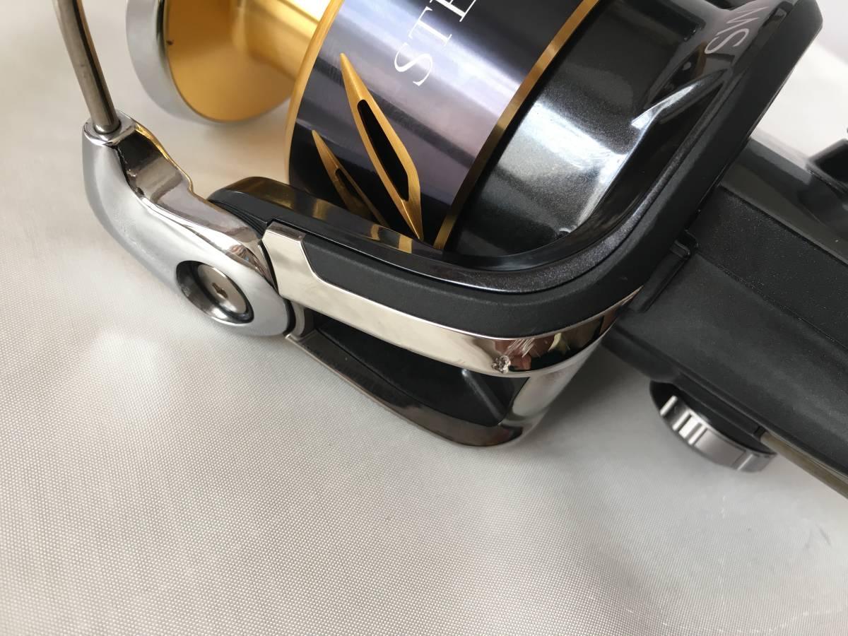 シマノ 13 ステラ SW 8000HG 中古品_画像7