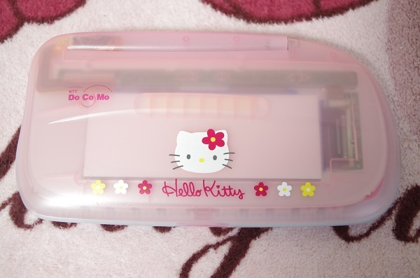 激レア DoCoMo Pocket Board ハローキティーポケットボード PURE ピンク_画像4