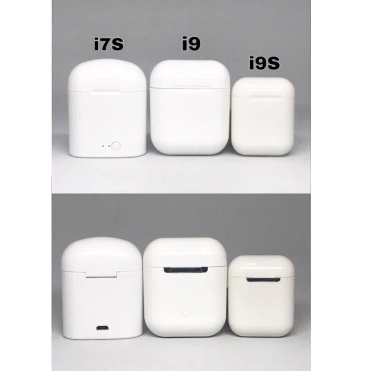 即決あり☆送料無料☆tws-i9 Bluetooth4.2 ワイヤレスイヤホン 白 高音質 iPhone android Bluetoothデバイス 新品 国内在庫・国内発送_画像3
