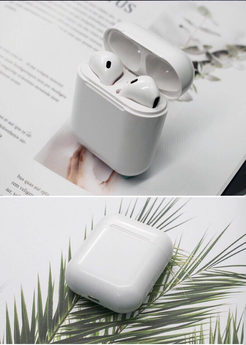 即決あり☆送料無料☆tws-i9 Bluetooth4.2 ワイヤレスイヤホン 白 高音質 iPhone android Bluetoothデバイス 新品 国内在庫・国内発送_画像7