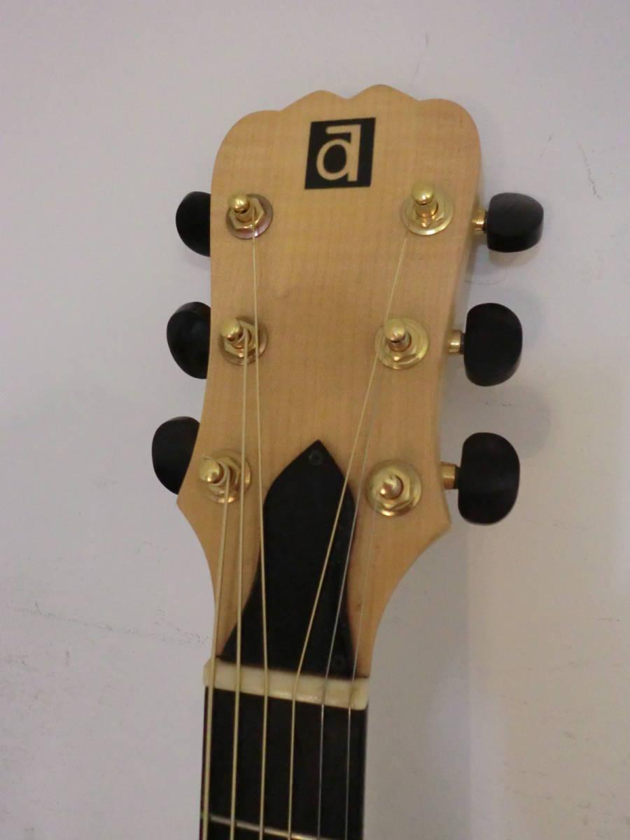 レア!AYERS ピックギター/フルアコ/アーチトップ オール単板 美品 値下げ交渉有り_画像2