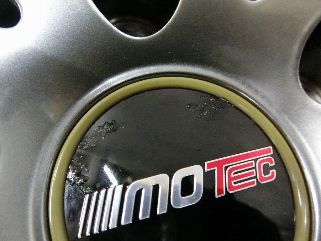 美品!DL SP SPORT MAXX 245/50R18・MOTEC軽量アルミ 4本 №T180719-4 BMW 5シリーズ・7シリーズ・/夏タイヤ・モーテック_画像10