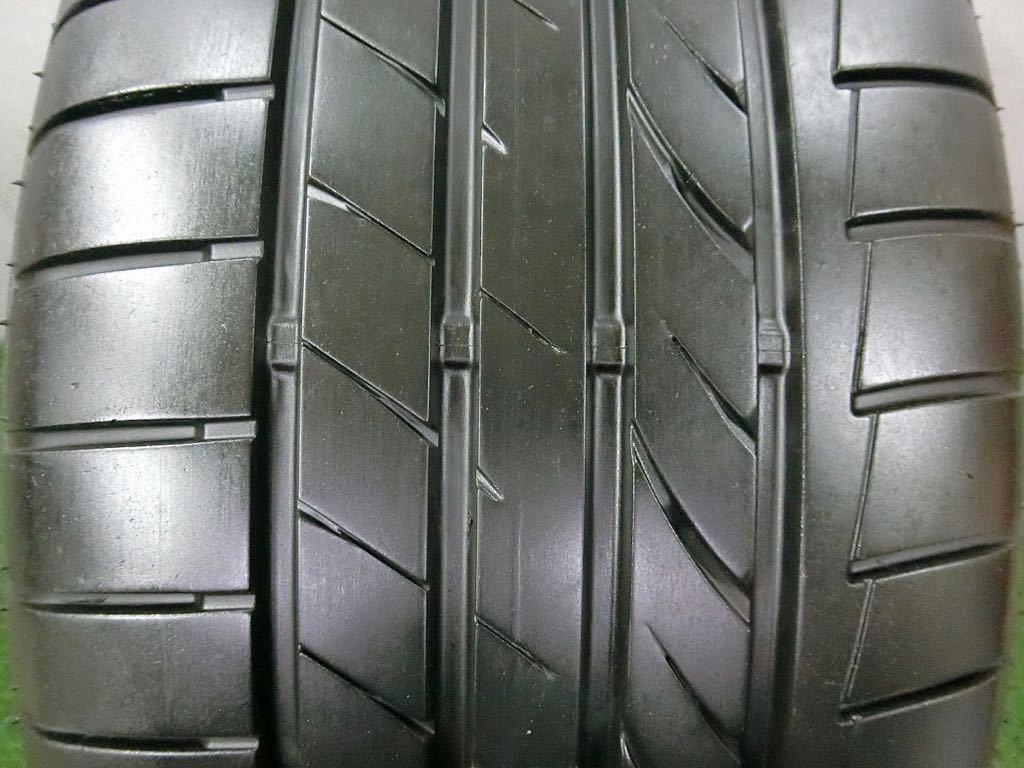 美品!DL SP SPORT MAXX 245/50R18・MOTEC軽量アルミ 4本 №T180719-4 BMW 5シリーズ・7シリーズ・/夏タイヤ・モーテック_画像4