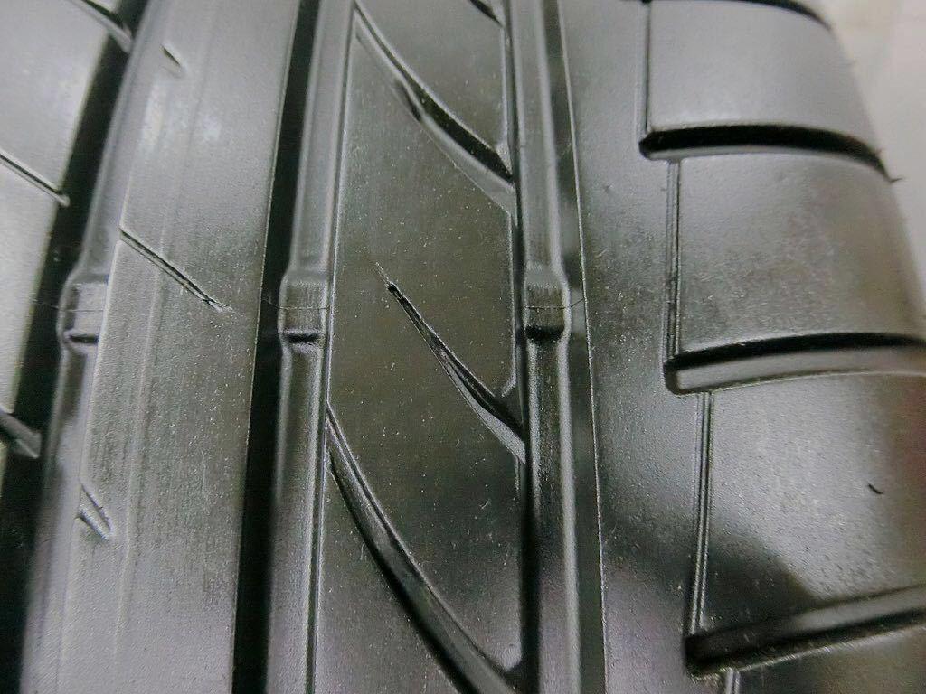 美品!DL SP SPORT MAXX 245/50R18・MOTEC軽量アルミ 4本 №T180719-4 BMW 5シリーズ・7シリーズ・/夏タイヤ・モーテック_画像5