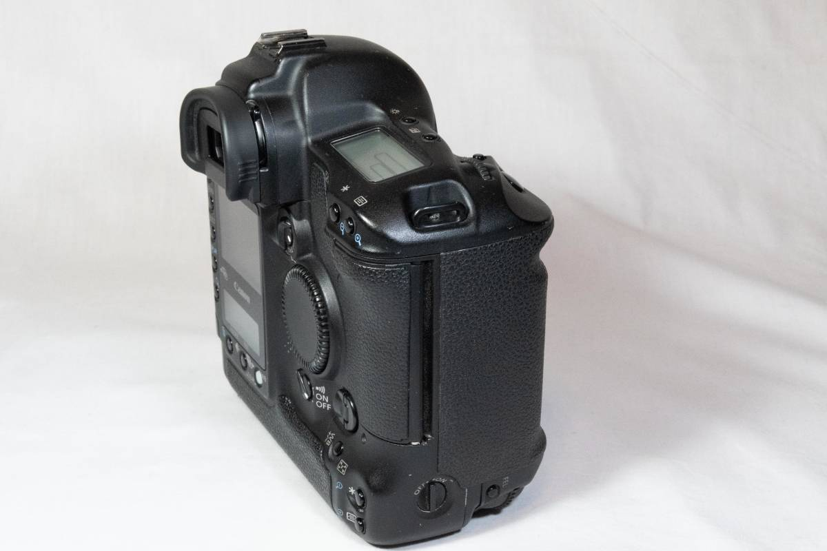 ** Canon EOS 1Ds MII ** Canonにて検査・整備品。完全動作品_画像5