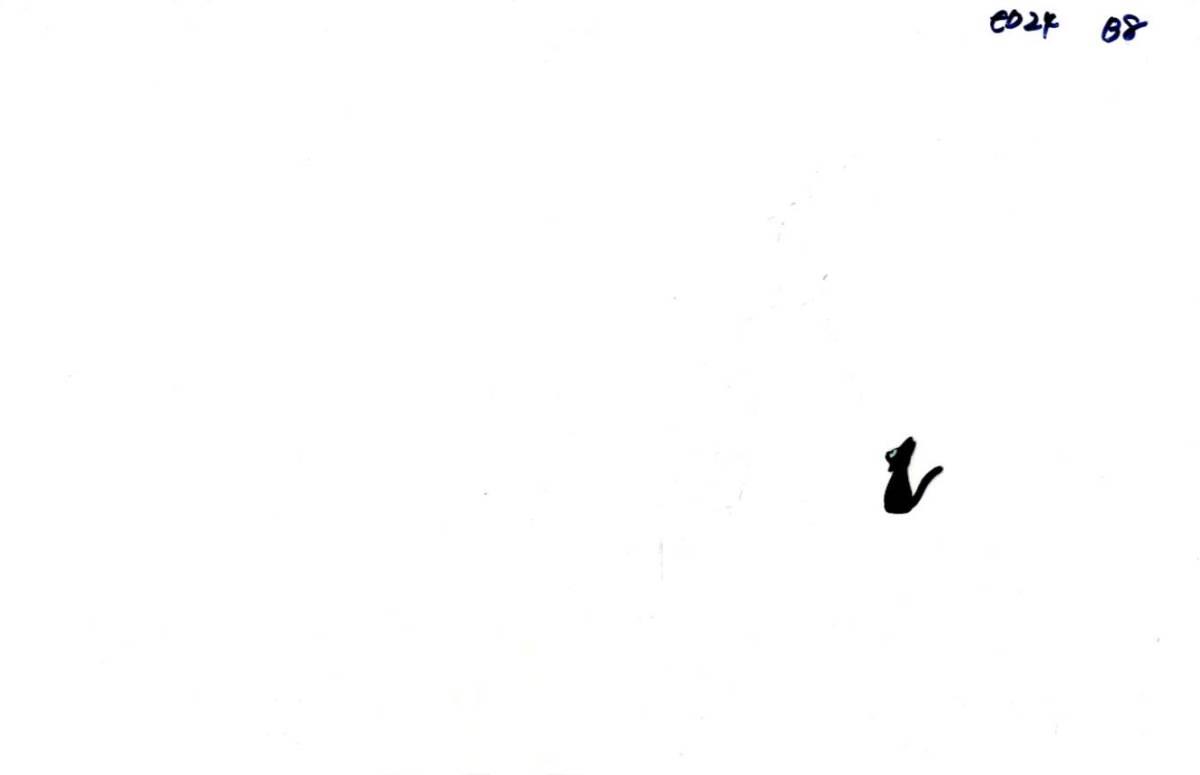 魔女の宅急便 EDセル画_画像3